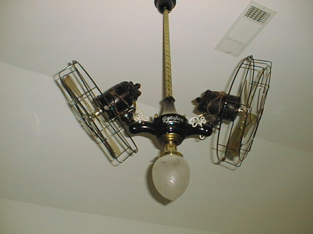 Antique Electric Ceiling Fans Desk Fans And Wall Fans