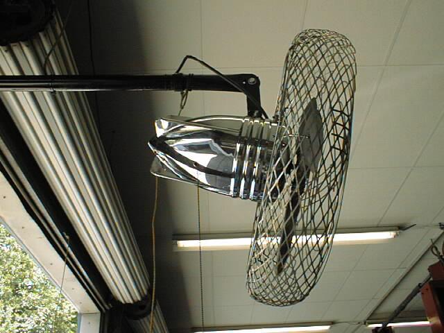 Antique Electric Fans