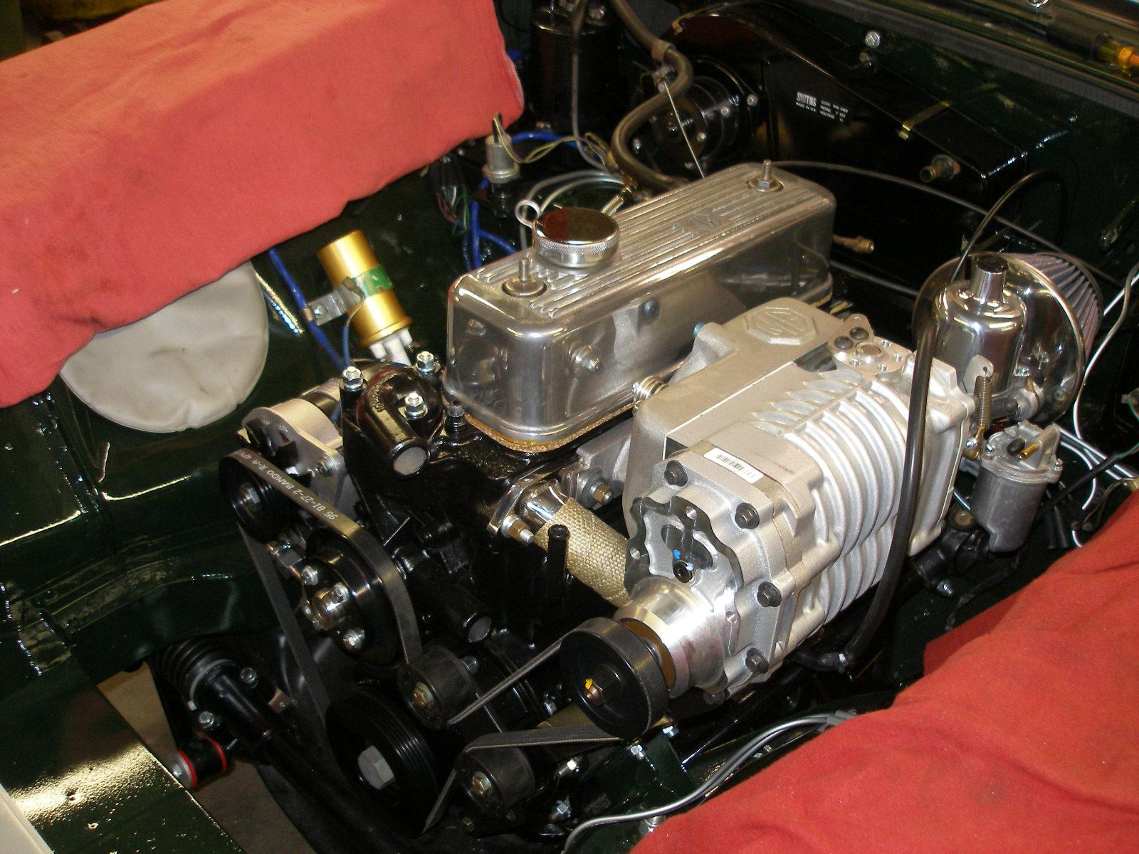 Jaguar, MG, Triumph  Austin Healey repairs and Rebuilding